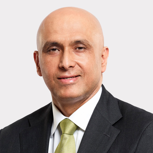 Jugeshinder Singh - Adani Group CFO
