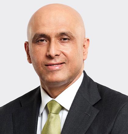 Jugeshinder ('Robbie') Singh| Group CFO