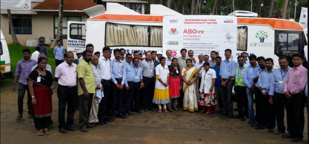 Health Initiatives - Mobile Health Camps by Adani Foundation