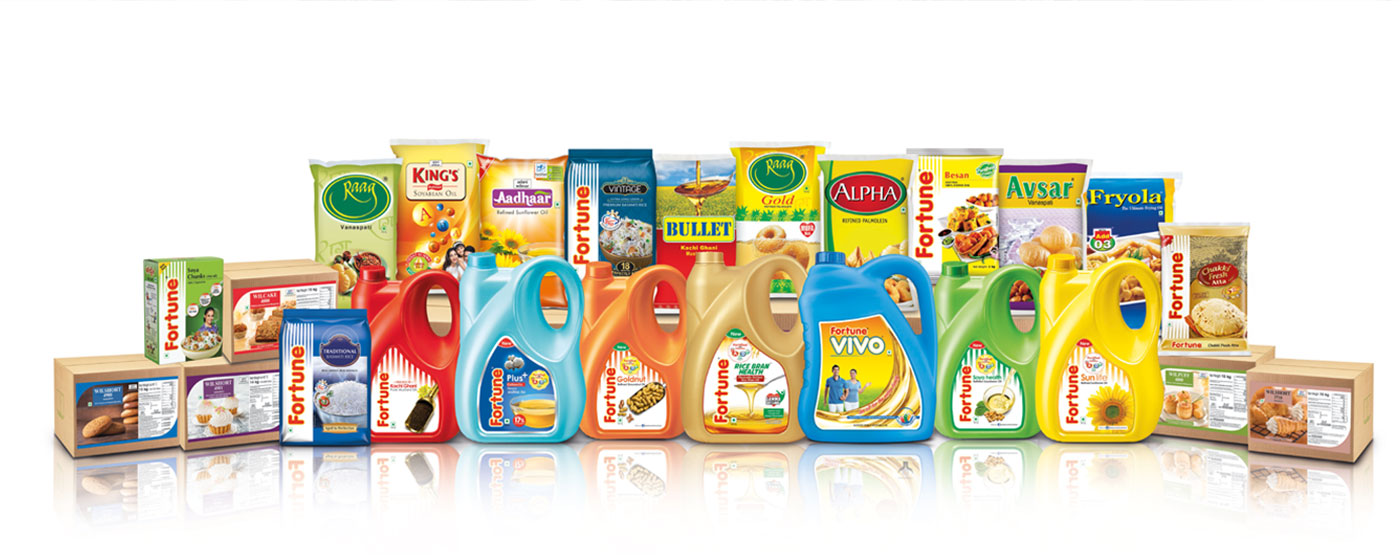 Edible Oil and Food Products